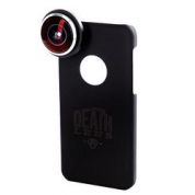 фото Чехол для Iphone Death Lens Fisheye Lens Bright Green Box 5c