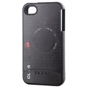 фото Чехол для Iphone Incipio Cliche Camera Edge Iphone 4 Incipio Case Black