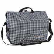 фото Сумка женская Rip Curl Gingham Computer Bag Solid Black