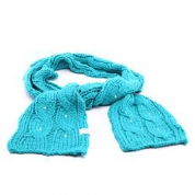 фото Шарф женский Roxy Shooting Star Scarf Turquoise