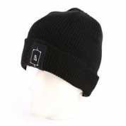 фото Шапка мужская Insight Society Beanie Floyd Black