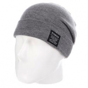 фото Шапка мужская Emerica Standard Issue Beanie Grey/Heather