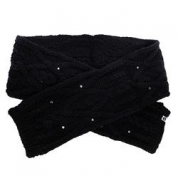 фото Шарф женский Roxy Shooting Star Scarf True Black
