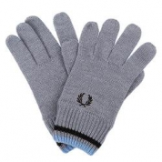 фото Перчатки мужские Fred Perry Twin Tipped Gloves Steel Marl
