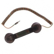фото Гарнитура для iPhone Native Union Pop Phone Retro Handset Smoke Grey St
