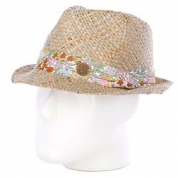 фото Шляпа женская Rip Curl Autumn Straw Fedora Natural