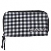 фото Кошелек женский Rip Curl Gingham Wallet Solid Black
